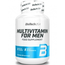 Витамины BioTech Multivitamin For Men 60 табл